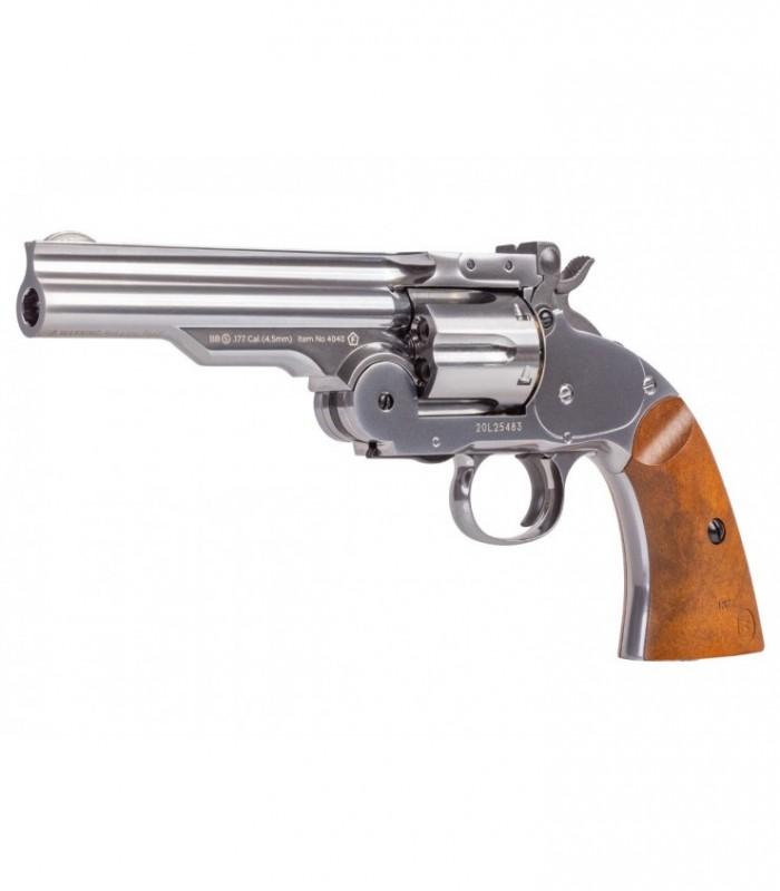 Crosman Challenger PCP & CO2 Rifle, No Sights